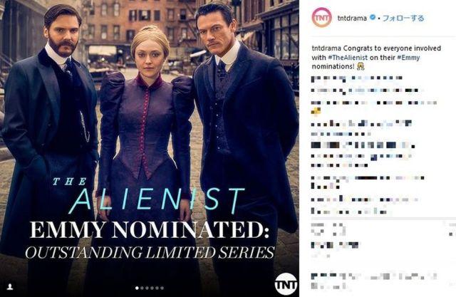 2018年にNetflixが配信開始したおススメの海外ドラマ3本『エイリアニスト』や『ブレード・ランナー』を彷彿とさせる『オルタード・カーボン』など