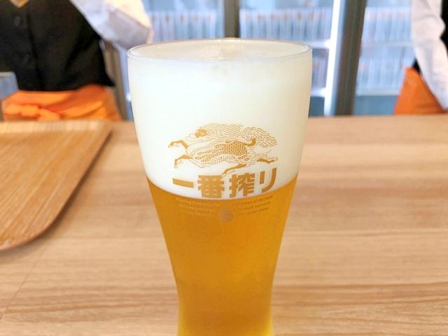【コスパ最強】生ビールが1杯200円! 東京ミッドタウンで開催中の「激安ビールイベント」がマジで最強すぎた!! 7月25日まで