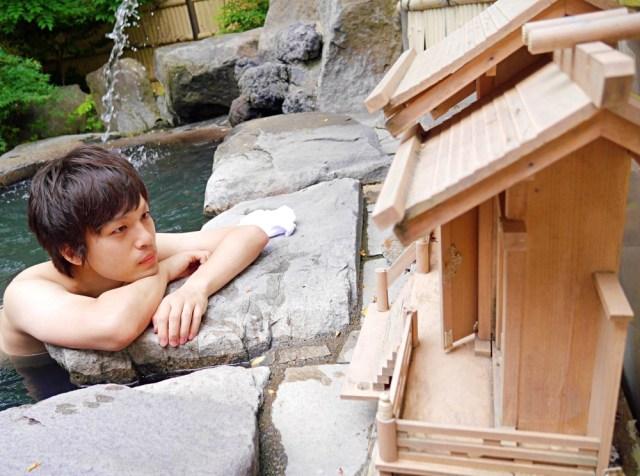 【衝撃の結末】長野県にある「お見合い露天風呂」で婚活してみたらこうなった