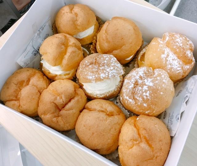 老舗洋菓子店が被災地支援のために『シュークリームプロジェクト』をスタート / 1個販売につき50円寄付「銀座ウエスト」