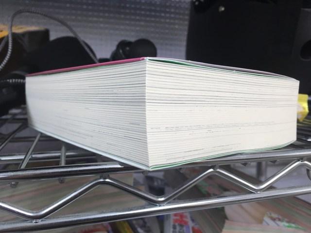 【コラム】図書館の本に鼻クソをつけるのはやめなさい
