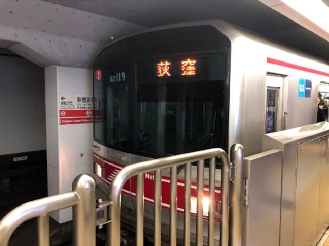 【強い】台風21号が接近しても「関東地方の電車」はほぼ平常運転 / ダイヤ乱れは157路線中たったの…