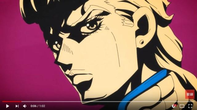 【映像解禁】アニメ『ジョジョ』第5部のPVが公開! ディ・モールトかっけェェェエエエ!!