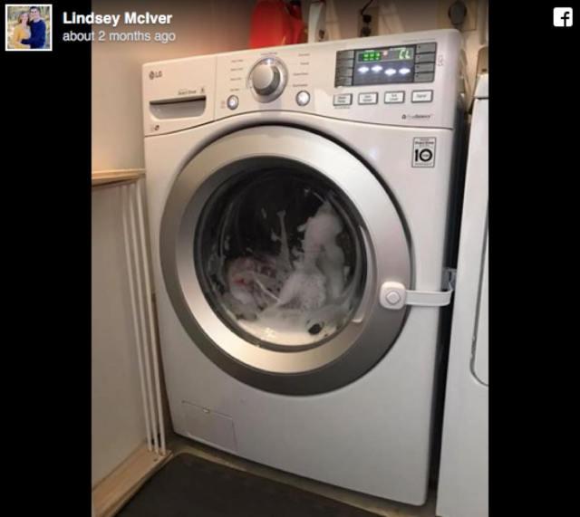 子供がドラム式洗濯乾燥機に閉じ込められました……ある母親の「注意喚起」投稿が胸に刺さる