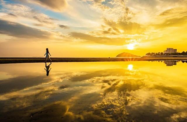 【いつか行きたい】『夕日絶景ランキングTOP10』が発表される / 第1位は「日本のウユニ塩湖」