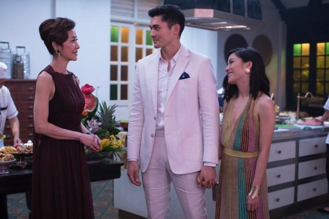 アジア系のメインキャストでおくる映画『クレイジー・リッチ!』が全米でブっち切りのナンバーワン! 今年一番の話題作を見逃すな!