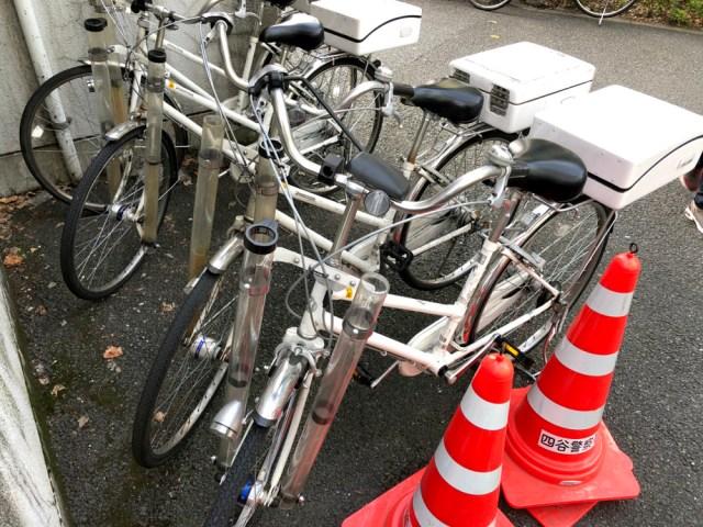 【そうだったのか】おまわりさんから聞いた「交番の自転車」が電動にならない理由