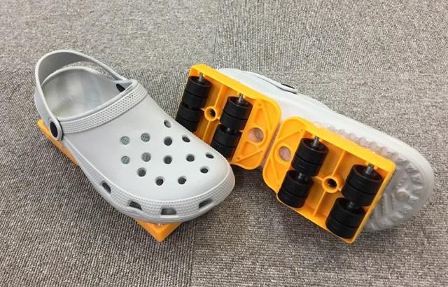 【100均検証】ダイソー商品だけでローラースケートを作ってみた!