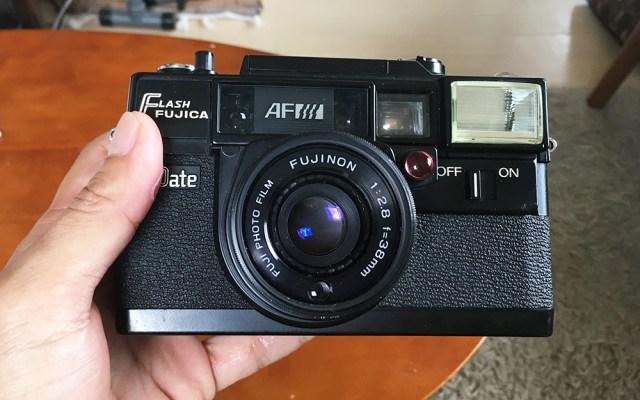 【駄カメラ】ヤフオクで買った「1円のカメラ」で写真を撮ってみた結果