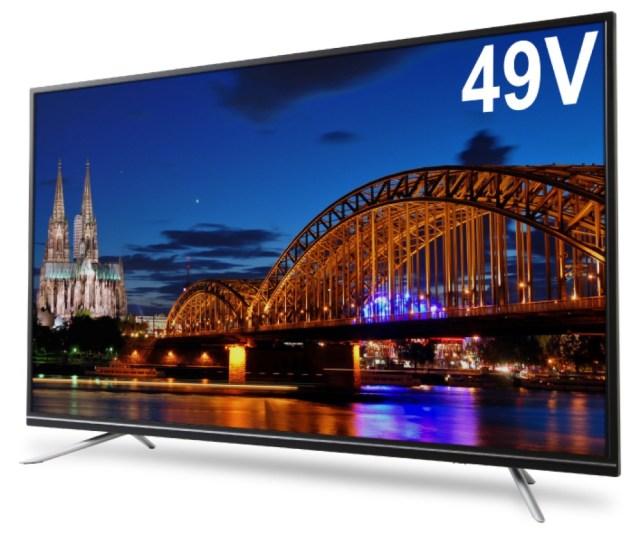 49型の4K対応テレビが4万6800円! しかもダブルチューナー搭載!! ゲオが2000台限定で販売中だぞ〜!