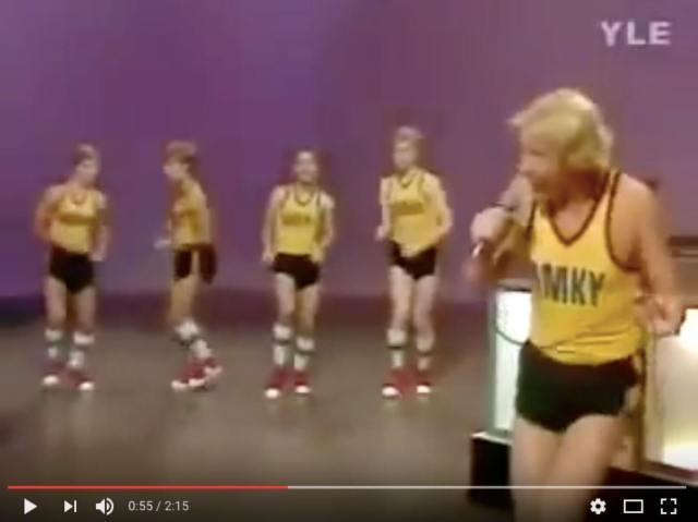 再生直後からヤバイ! でも見てるだけで幸せになっちゃうフィンランド発『YMCA』がこちらです