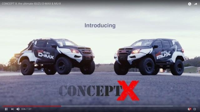 ロボットに変形しそうな「ISUZUのコンセプトカー」が超カッコいい! 走りもタフでマジ最高!!