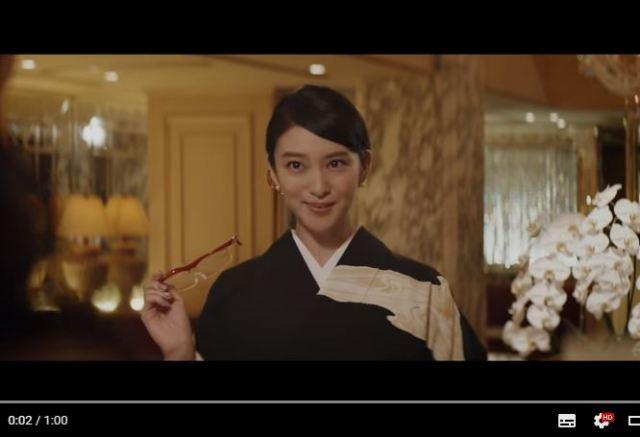 【カオス】武井咲さん出演の「ハズキルーペ」新CM、無事に我々の想像を超えてくる