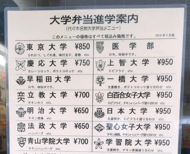 【グルメ】定食の名前が大学名!? 東京・代々木の老舗食堂『しょうが亭』で「日本大学」を頼んでみた!