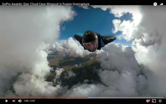【疑似体験動画】まるで鳥になった気分…! ウイングスーツを着て大空を飛ぶ視点映像が想像を絶する美しさ