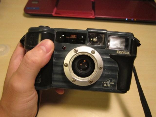 【駄カメラ】『現場監督』という名のカメラで本物の工事現場を撮影してみた結果