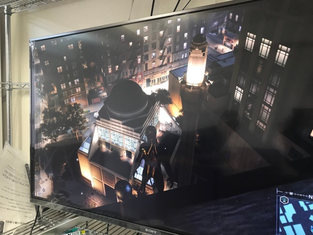 【動画】大人気ゲーム『スパイダーマン』をプレイしてたら見慣れた風景が → 窓の外を見ると……!?