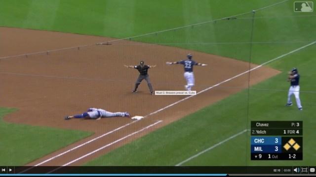 【動画あり】メジャーリーグで「サヨナラ内野ゴロ」の珍プレー