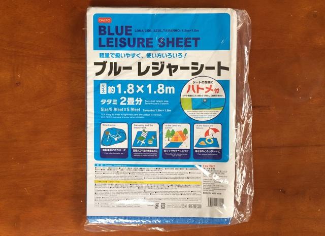 【100均検証】ダイソーのブルーシートで「クロマキー合成」はできるのか? → できる!