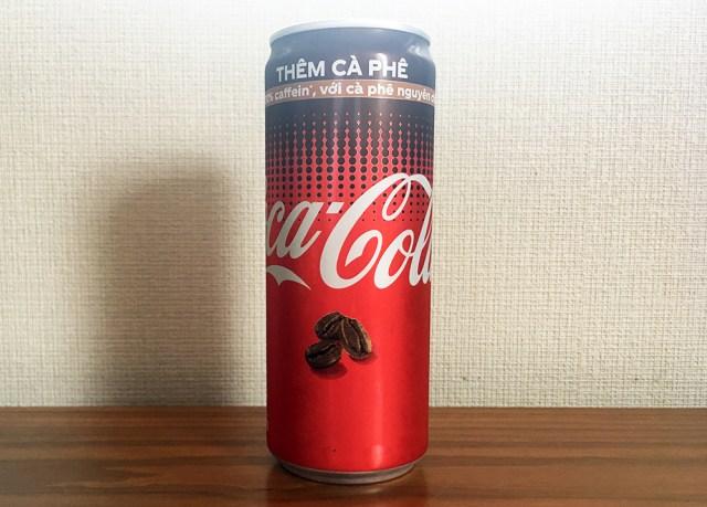 ウッキウキでベトナム版「コーヒー風味のコーラ」を飲もうとしたところ…