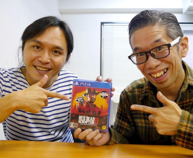 【大作】「レッド・デッド・リデンプション2」がついに発売開始! 猛烈なクオリティの高さに笑いが止まらね~ッ!!!!