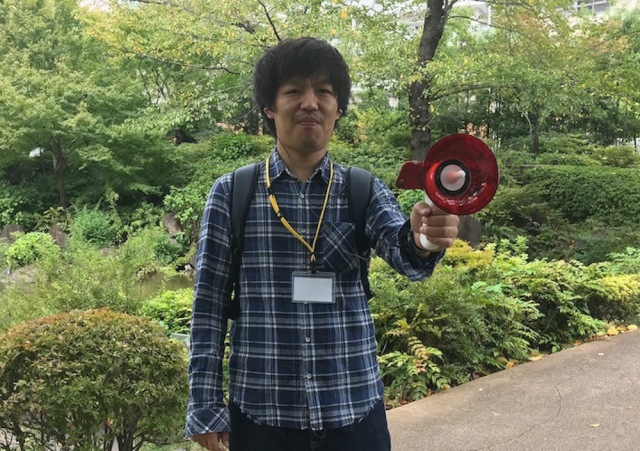 【ポケモンGO】音声ARを使ってポケモンと触れ合う「Pokémon GO AR庭園」を体験してきた in 六本木・毛利庭園