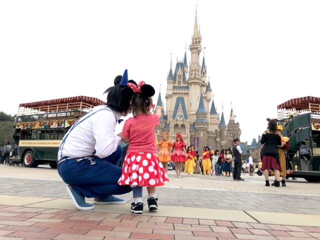 【検証】2歳児とディズニーマニアが「東京ディズニーランド」に行ったらこうなった