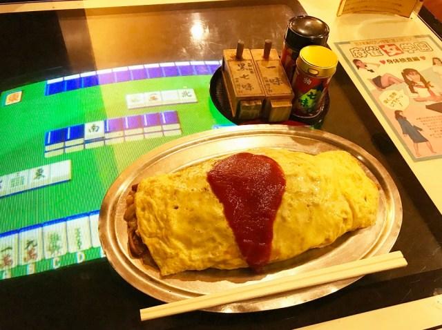 浅草の超老舗喫茶店『デンキヤホール』が昭和過ぎた / レトロゲームをしながらオムマキが食べられるぞ!