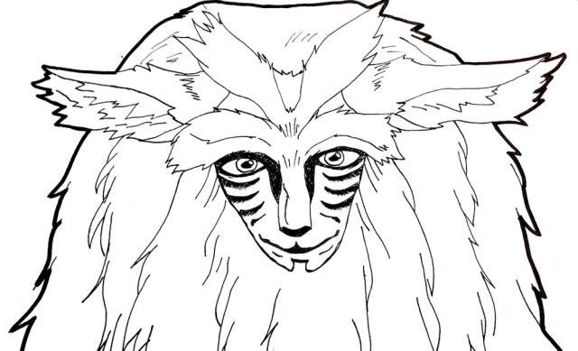 【衝撃】誰も知らない『もののけ姫』の秘密 / プロレスマニアに聞いた「シシ神様の正体」がヤバイ