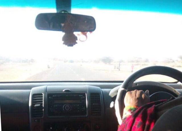 【ドライバーの日】マサイの戦士が教える「安全運転のコツ」とは? マサイ通信:第203回