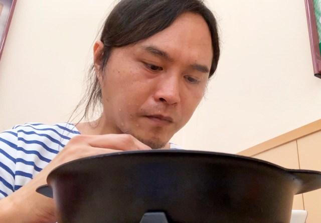 絶望的なまでの汗っかきが完全に油断した状態で松屋の『豆腐キムチチゲ御膳』を食べたらこうなった
