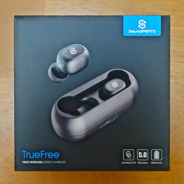 【検証】人気イヤホンメーカー「SoundPEATS」の完全ワイヤレス新機種『TrueFree(3980円)』を使ってみたら高コスパな逸品だった!