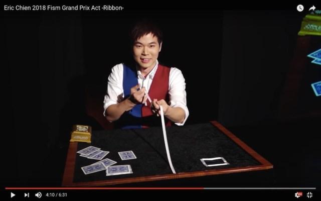 最近の手品ってスゴい…世界最速で物を消す「台湾の魔術師」の実演動画が謎すぎてヤバい