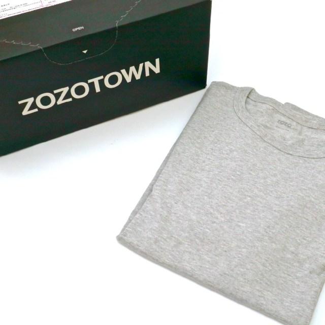 【検証】ZOZOSUITで採寸購入した「ZOZOの長袖Tシャツ」と「ユニクロの長袖Tシャツ」を着比べてみた結果…