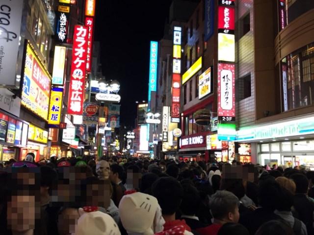 人生で初めて渋谷ハロウィンに潜入してみて感じたこと