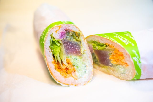 値段は時価で接客無し! 寿司ブリトー専門店『beeat Sushi Burrito Tokyo』に行ってきた~食レポ編~