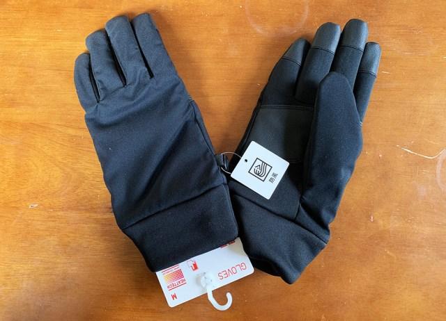 【検証】ユニクロの「防風ヒートテック手袋」は真冬のバイク通勤に耐えられるのか試してみた結果