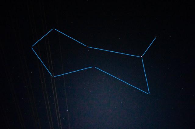 4日~5日未明はしぶんぎ座流星群が見ごろ / 1時間に最大20個程度との予想も