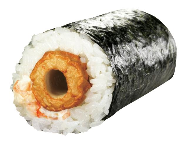 【悲報】くら寿司さん、恵方巻でギリギリを攻めてしまう / 謎のオモチャが付いてくるという『なんだこれは!? 巻』がヤバイ