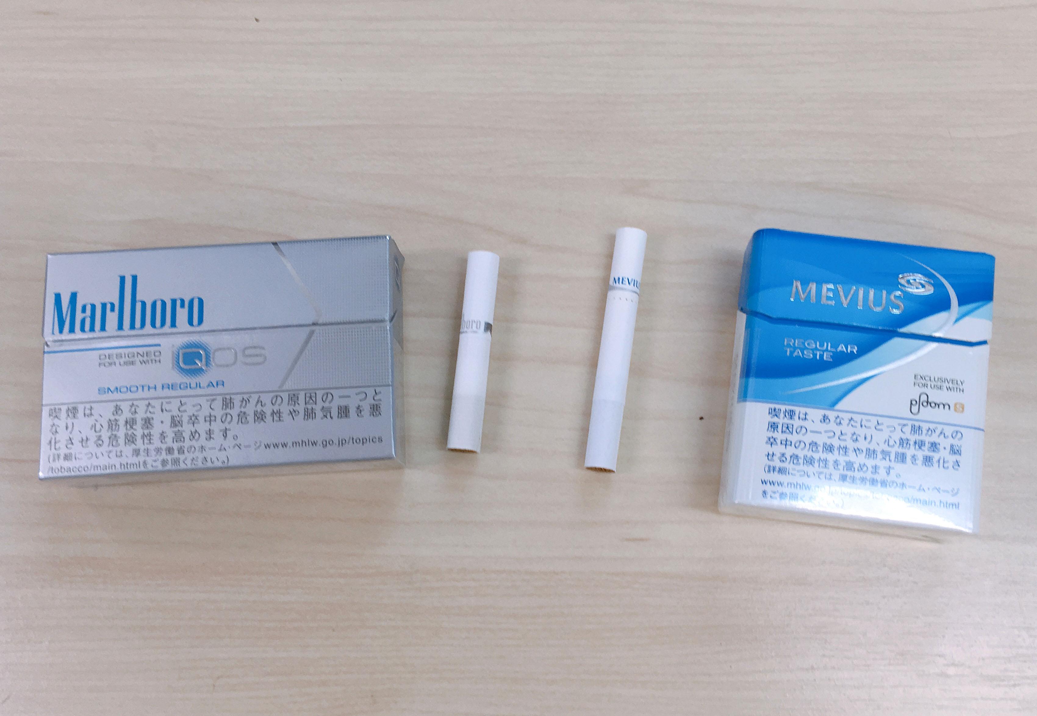 プルーム s タバコ
