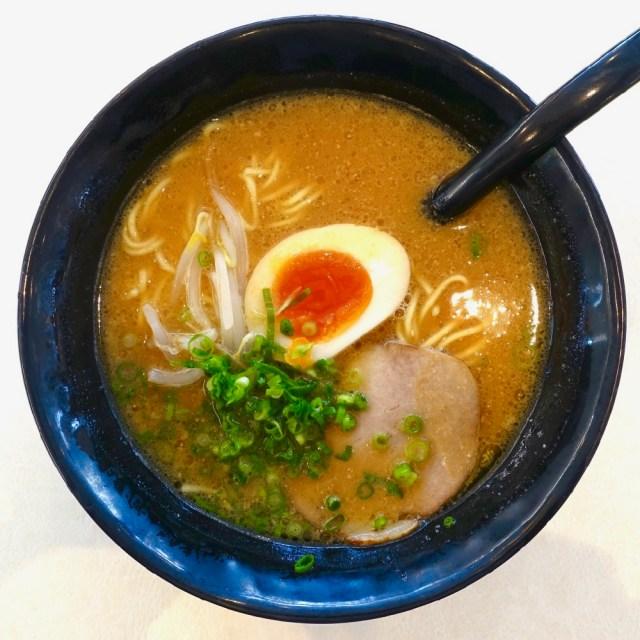"""ネットで """"ウマい"""" と噂の『はま寿司・濃厚!北海道味噌ラーメン』を北海道民が食べてみた結果…"""