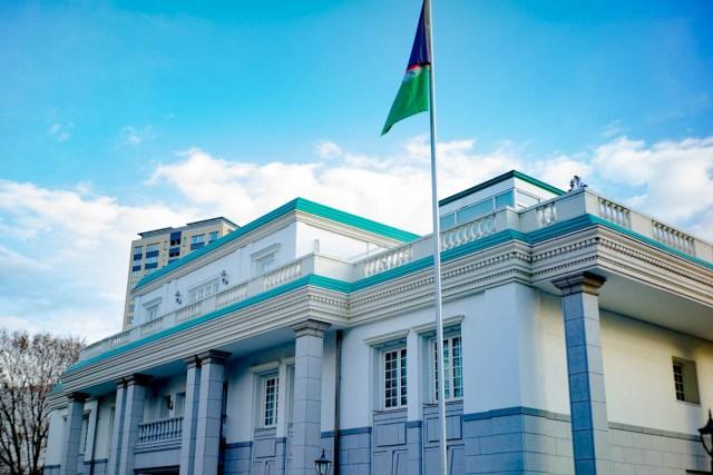 アフガニスタン大使館が予想以上に面白い! 期間限定で中に入れるぞ~!!
