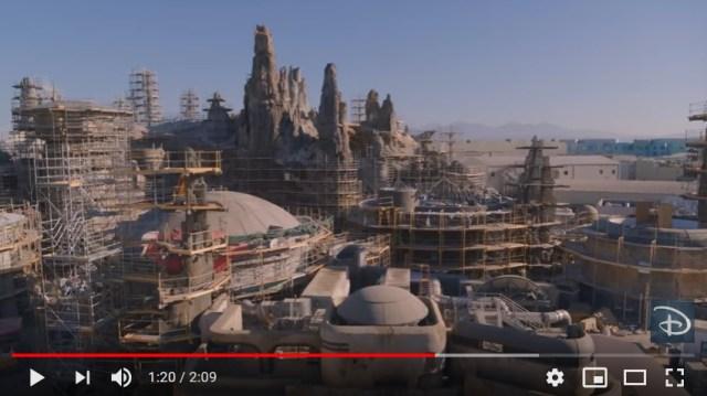 米ディズニーにオープンする「スター・ウォーズ:ギャラクシーズ・エッジ」の動画がヤバい! フォースしか感じねぇぇぇえええ!!