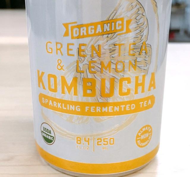 原産国アメリカ「KOMBUCHA」を買ったら昆布茶じゃなかったでござる……