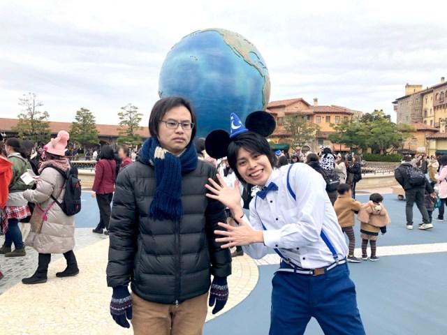 【検証】「ディズニーがトラウマな男」と「ディズニーマニア」が東京ディズニーシーに行った結果…