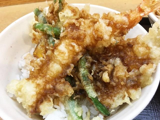 【裏メニュー】『いわもとQ』の天丼セットを3度楽しむ方法 / 立ち食いそば放浪記:第146回