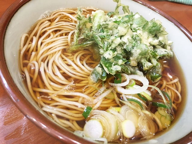 上野No.1の細麺! キレキレののど越しにそばの風味が香り立つワンランク上の立ち食いそば屋『元長』/ 立ち食いそば放浪記:第145回