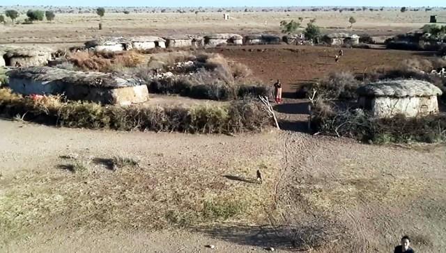 マサイの村の防犯対策 / マサイ通信:第242回