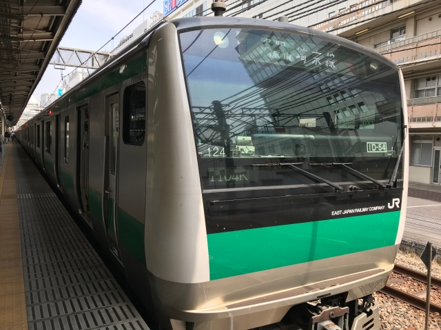 【恐怖体験】30代の男が埼京線で「男」に痴漢された話