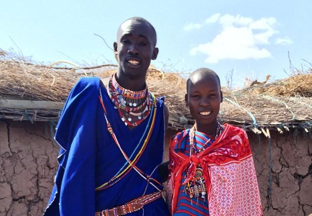 問「良い夫婦とは?」に対するマサイ族の戦士の答えが完璧すぎる / マサイ通信:第251回